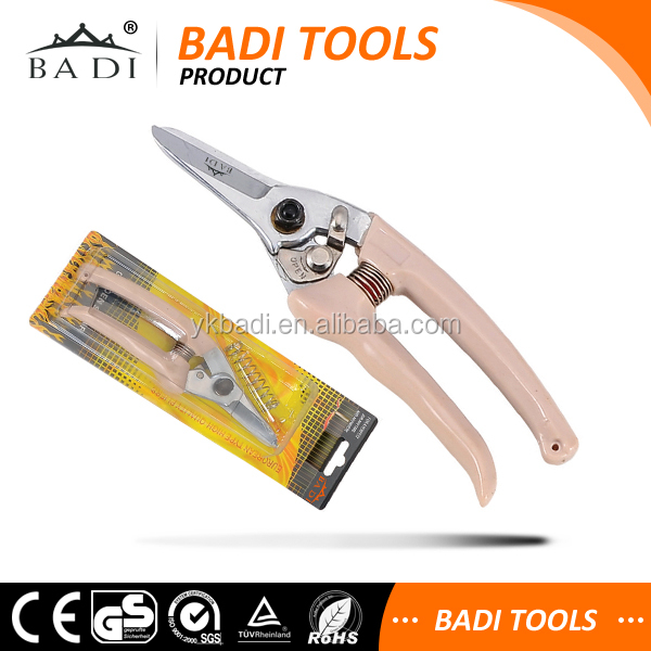Professional high-carbon steel Professional high-carbon steel garden wood clipper