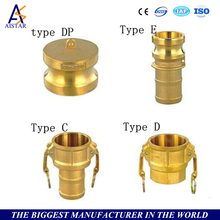 Copper typeB camlock couplings brass type c camlock fittings