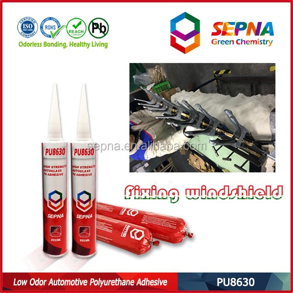 Transportation usage one-component moisture-curable polyurethane-based elastic adhesive joint sealant