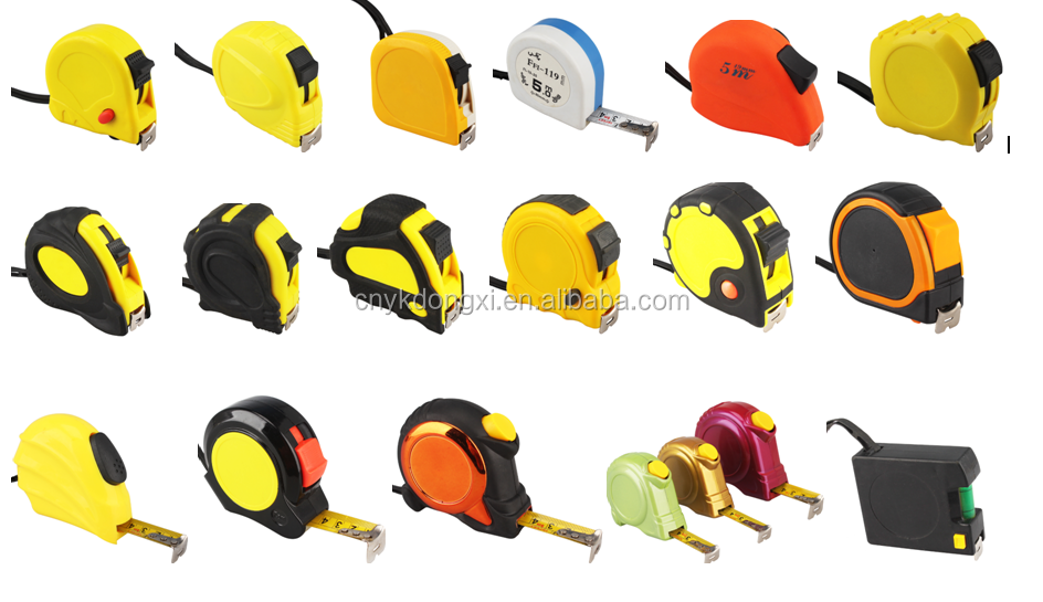 Rubber Cover diameter tape measure/ wholesale tape measure