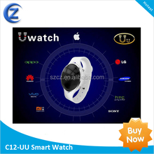 blue tooth smart watch for samsung HTC LG Sony android system mobile phone