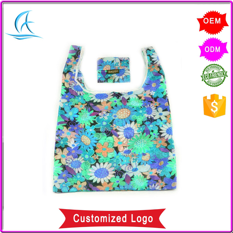 Extra Large Custom Made Portable Shopping Bag