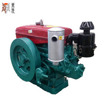 water cooling tank single cylinder motorcycle diesel engine oil