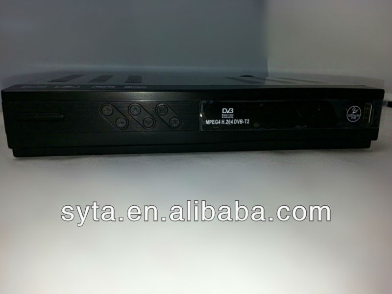2013 New TV Box DVB-T,TV Box With DVB-T,Full HD 1080p,Video decoder up to 1080p@30fps
