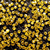 super hard meterial yellow hpht diamond for tools
