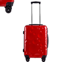 Suitcase Type and ABS Material luggage suitcase abs pc