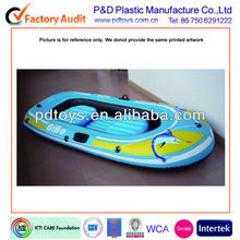 CE STABDARD INFLATABLE FISHING BOAT from china