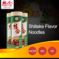 OEM Wholesale Shiitake Flavor Noodles Bulk Vegan Food