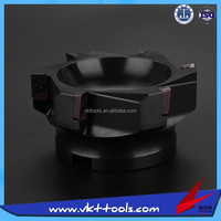 CNC Indexable Square Face Milling Cutter -----100A06R-S90AP16-32-----VKT