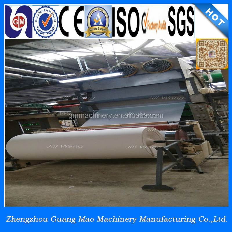 zhengzhou guangmao 787mm 1tpd can you recycle toilet roll tissue paper making machines