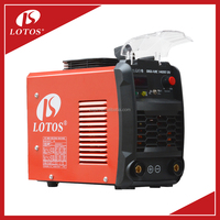 Lotos tig 140 Single phase 200A IGBT type DC Inverter high frequency protable smaw welder