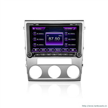 Volkswagen passat b5 car radio tv dvd with buitl-in GPS