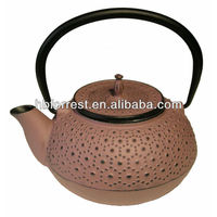 2015 antique japanese cast Iron Tetsubin Teapot 600ml made in China