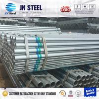 Brand new google building materials threaded galvanized steel pipe 1 1/4 inch with CE certificate