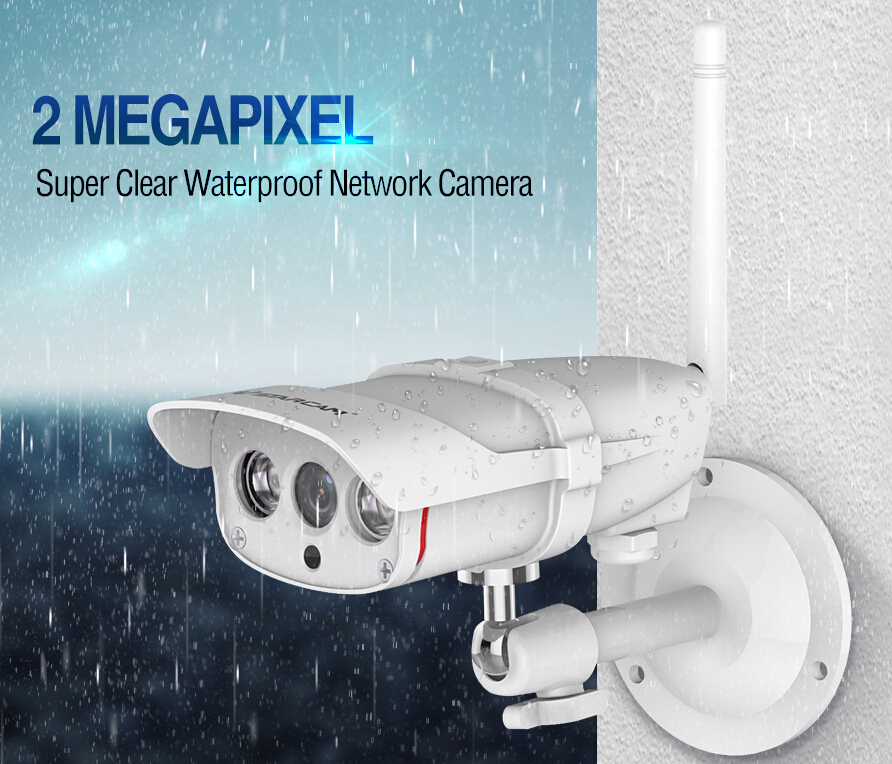 Wifi Camera OEM/ODM waterproof outdoor security hd 1080P ip cctv system