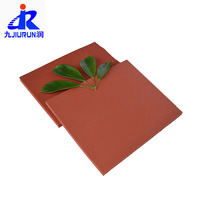 Custom Colored Low Density Perforated Silicone Foam Sheet