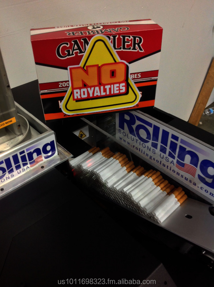 Cigarette Making Machine RYO Machine