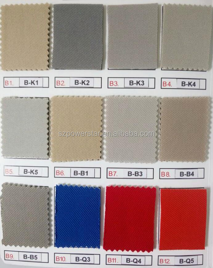 Headliner Fabric for Auto with 100% Polyester Nonwoven felt