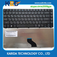 Brand New laptop notebook keyboard for ACER 3810TG 3810T 4750G 3810 4743G 5942 5942G RU