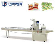 Automatic multi-purpose packaging biscuit mung bean cake pillow packing food wrapping machine price