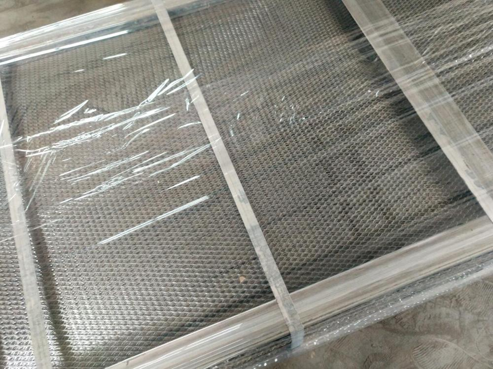 1.7lbs/2.5lbs/3.4lbs Wall Plaster Mesh/Self-furred diamond mesh lath for construction