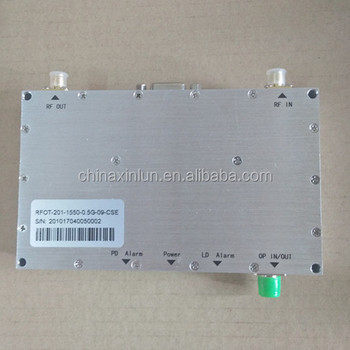 Optic Module for CDMA/GSM/DCS/WCDMA/LTE Repeater RF Optic Transceiver