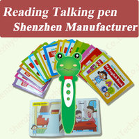 Good Sale Touch Talk Pen reading Stories and Songs for 0~8 years kids