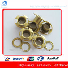YX-15 decorative brass grommets eyelet for handbags