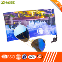 Promotions Custom Making Eyewear Drawstring Pouch
