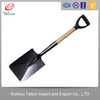Farm Tools Wood Handle Steel Shovel