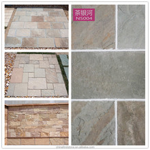 Brown Sandstone Pavers Construction Stone