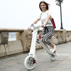 USB charge interface lithium battery electric mini scooter