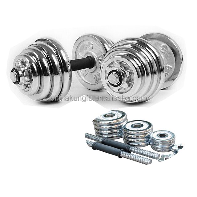 40kg adjustable dumbbell sets for weight lifting