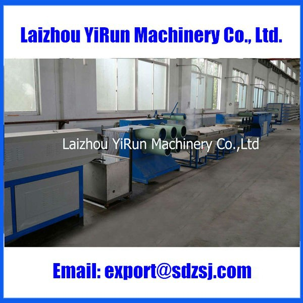PET Broom Wire Drawing Machine
