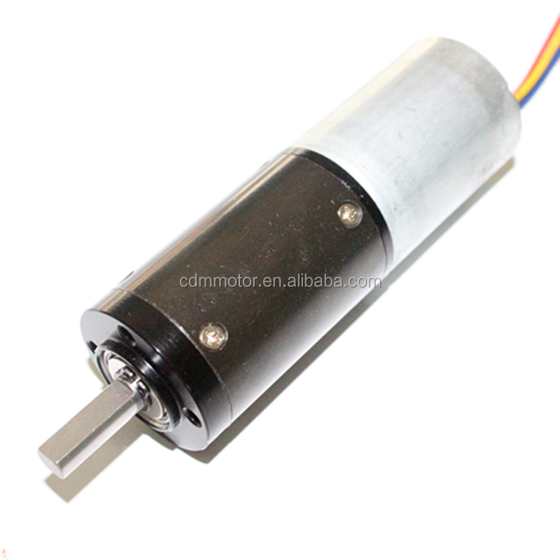 12v 24v dc geard motor for Medical instrument