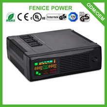 Built-In MPPT Modified Sine Wave Solar Charge Controller 1200VA 2400VA full load Homage Inverter