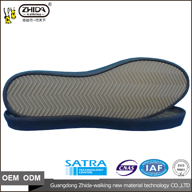 anti-slip natural rubber sheet wholesale shoe soles