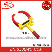 Anti-theft High Quality Car Parking Wheel Clamp lock