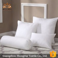 High quality plain dyed pillow sleeping pillow wholesale