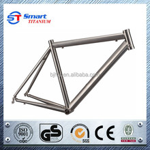 High quality titanium bicycle frame for 700C road bike