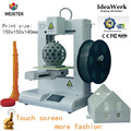 2015 special lastest 3d printer and 3d printer manufactures with touch screen