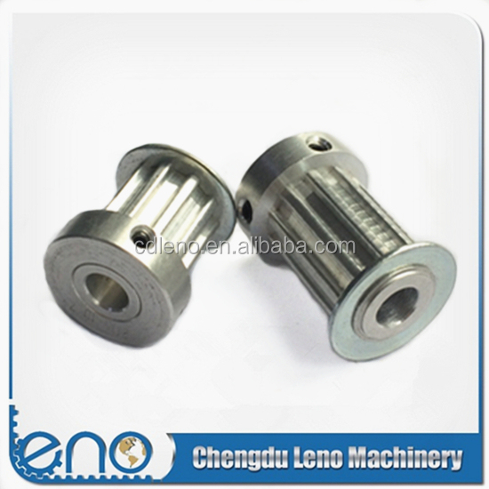 Aluminum 12t T5 timing pulley