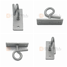 DW-1046 FTTH Effective Unique Wall Hooks,Stainless Steel Coat Hook