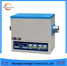 High Temperature double zones cvd tube furnace for lab