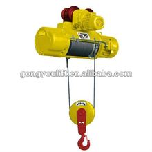 PA Portable Electric Wire Rope Hoist/Cable Winch Lifting