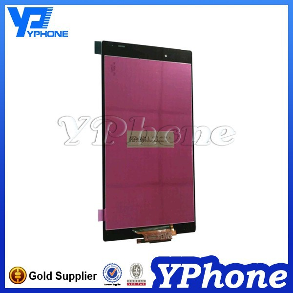 100% original Z1 M51 W Z1 mini D5503 LCD Display+digitizer touch screen Spare Part for Sony Z1