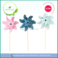 pretty large kids windmill toy for fun with different design /kids outdoor toy
