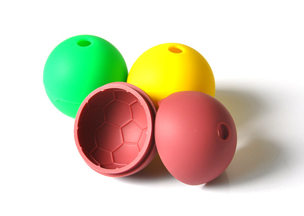 2016 France football silicon ice ball maker