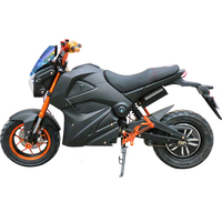 Wuxi New Product High Speed Electric Motorcycle Scooter