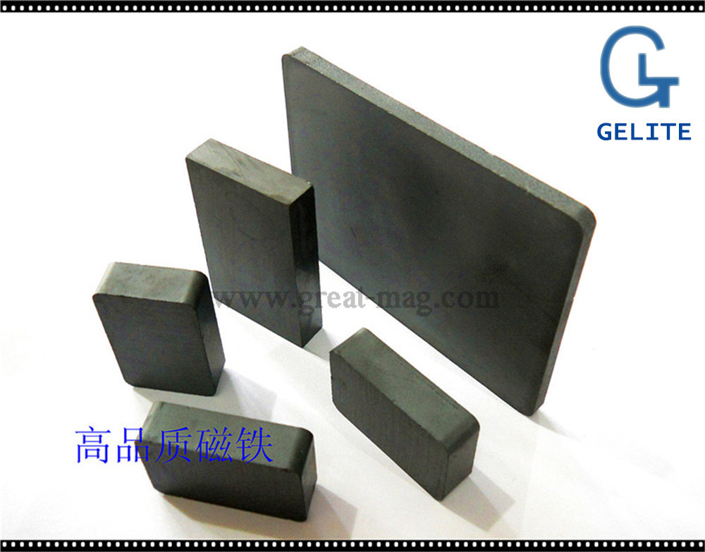 Unexpensive Ferrite Block Permanent Rare Earth Magnets